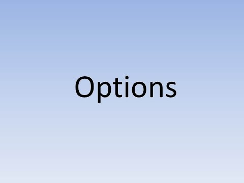 Options trading basics india