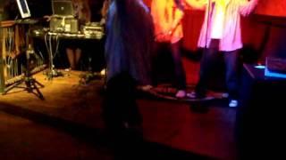 Funky Feet UNC KE Karaoke - Poison