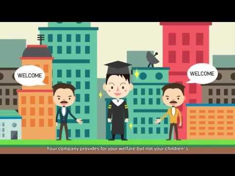 กรุงไทย-แอกซ่า iGrow (ประกันทุนการศึกษา)
