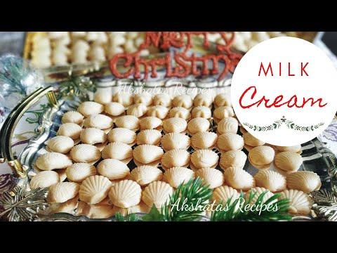MILK CREAM RECIPE 2019 1 LITRE MILK -106 MILK CREAM DELIGHTS