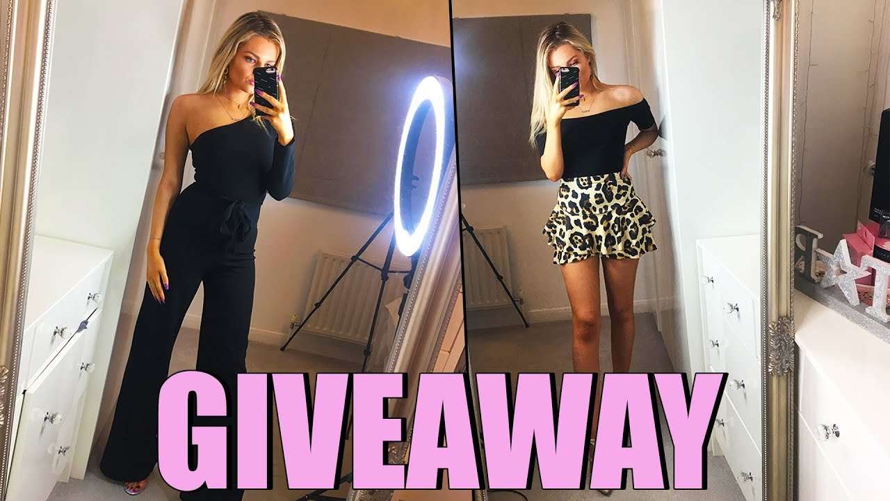 WINTER NIGHT OUT OUTFIT IDEAS *ft giveaway* 9