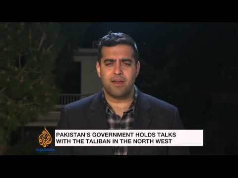 Pakistan and Taliban in face-to-face talks