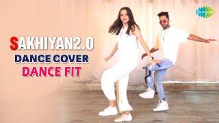 Sakhiyan2.0 | Dance Cover | Dancefit Live | Akshay Kumar | Vaani Kapoor | BellBottom