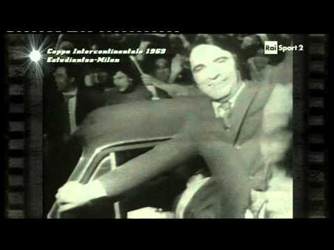 Estudiantes-Milan 2-1  F Coppa Intercontinentale 1969 (RIT)