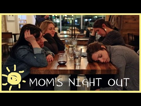 HOW TO Have an AWESOME Moms' Night Out