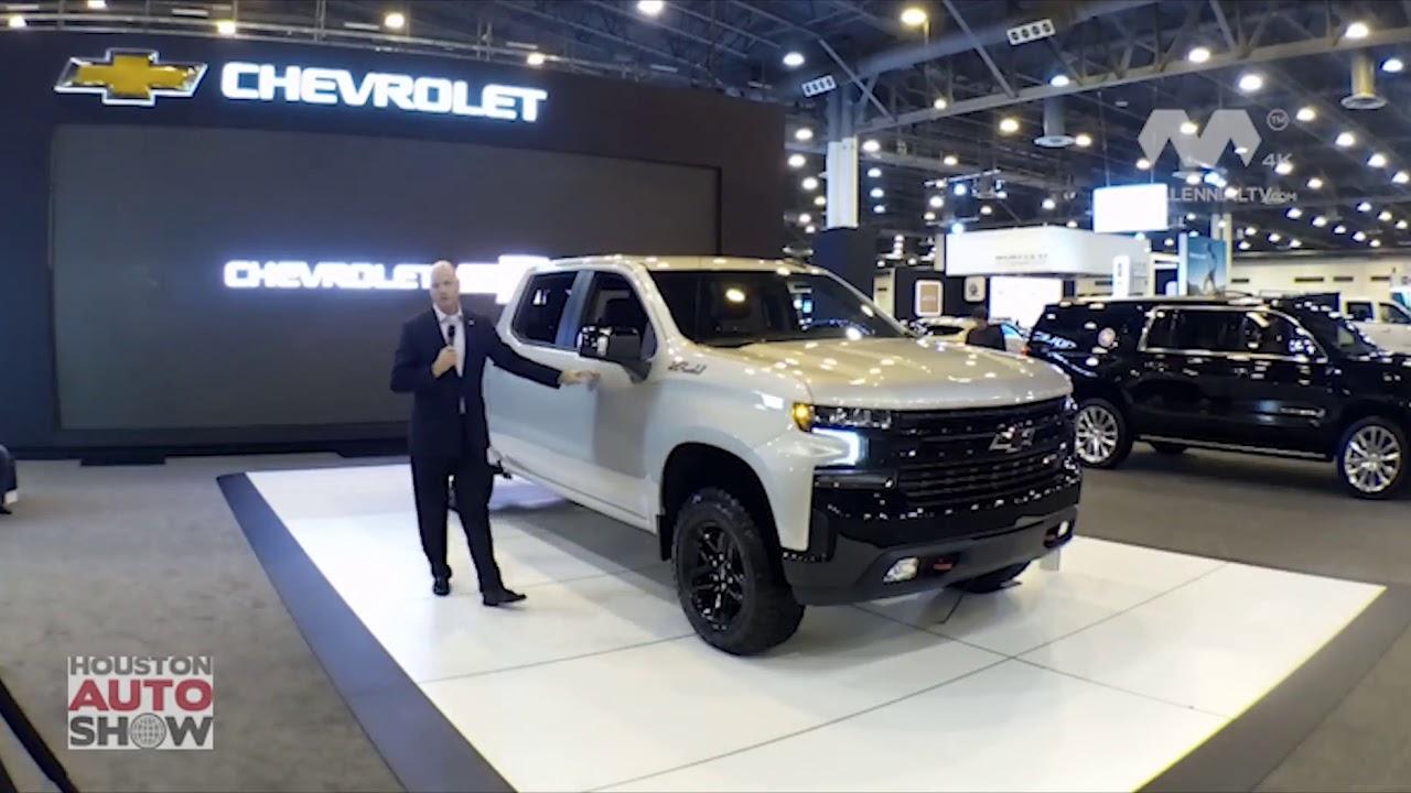 Houston Texas AUTO SHOW 2019 - CHEVY TRUCK Presentation