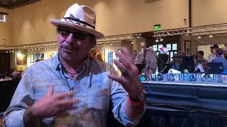 Santa Fe Indian Market Best Of Show - Interview Best Of Show Winner | Kevin Pourier - Oglala Lakota