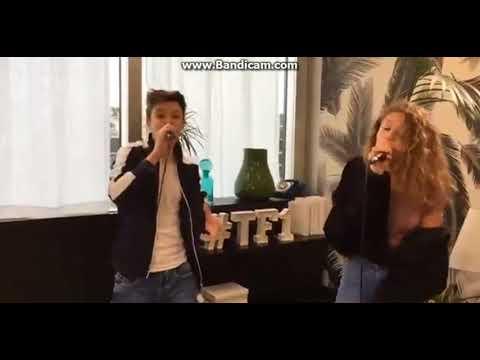 Miraculous Song Lou And Lenni Kim Live TFOU