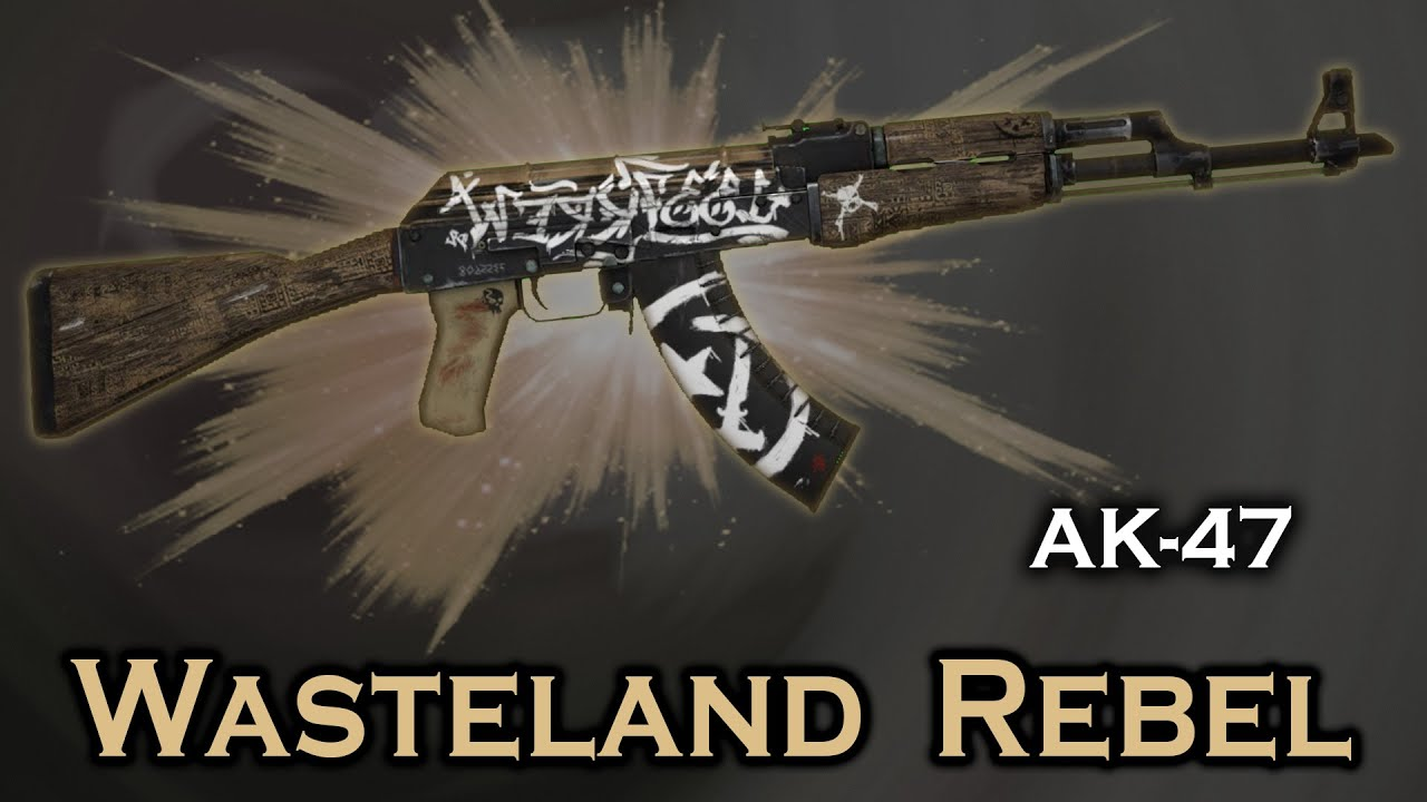 Wasteland Rebel Factory New