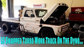 5 3 s480 sleeper work truck dyno and tuning session