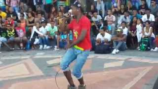Freestyle - Wake Up Session (Le Caudan Port Louis 05/04/2014)