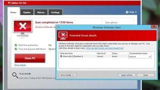 Как проверить Windows 8 на вирусы