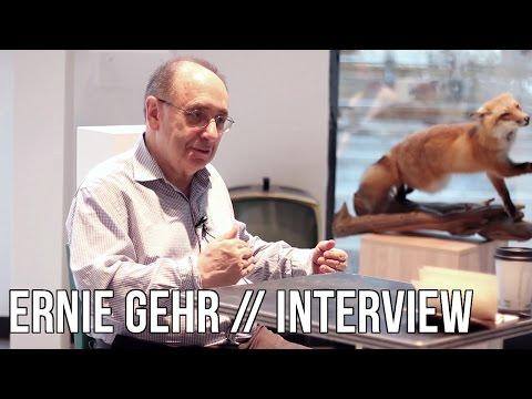 Ernie Gehr Interview - The Seventh Art