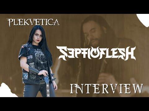 [ Interview ] Septicflesh ( 2018 ) | Symphonic Death Metal