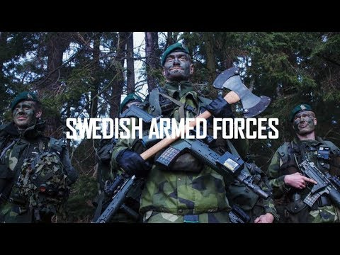 Swedish Armed Forces 2019