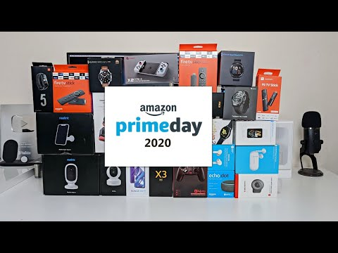 Amazon Prime Day 2020 - The Best Deals