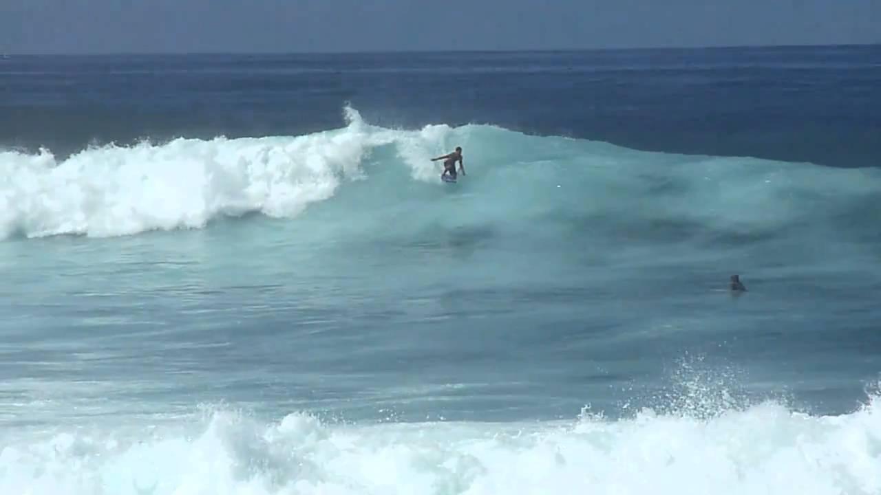 Waves In Tenerife