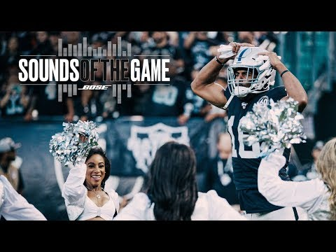 Sounds Of The Game: Week 1 Vs. Broncos On MNF | Raiders