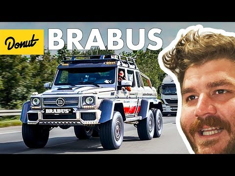 Brabus - Everything You Need to Know   Up to Speed