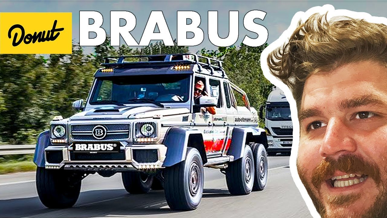 Download Brabus - Everything You Need to Know | Up to Speed