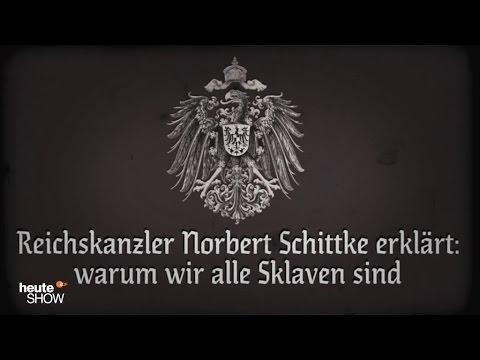 Die Wahrheit hinter dem Personalausweis: Neues vom Reichskanzler   heute-show