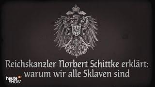 Neues vom Reichskanzler: Der Personalausweis