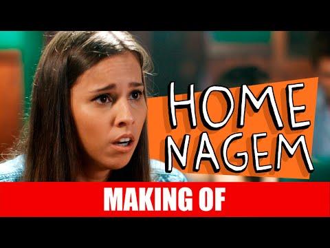Homenagem – Making Of