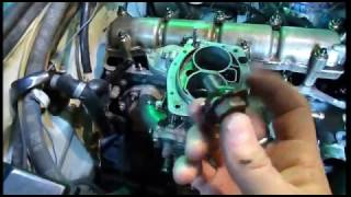 видео Замена прокладки головки блока цилиндров ВАЗ-2107 (инжектор, карбюратор) своими руками