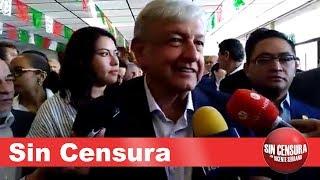 EN VIVO Días del PRI están contados y AMLO pide esquinita pa' catre y hamaca en Palacio. 9/21/2018