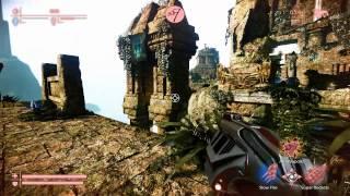Nexuiz 2012 - Capture the Flag PC Gameplay