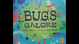 childrens book read aloud bugs galore