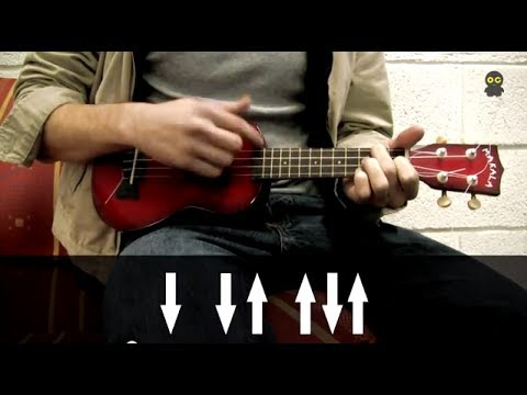 Quick Lesson: The Tokens - The Lion Sleeps Tonight on guitar and ukulele / With tabs