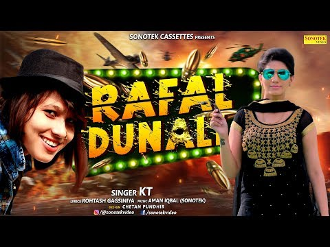 Rafal Dunali | Sapna Chaudhary | Khushbu Tiwari KT | Latest Haryanvi Songs Haryanavi 2018 | 2019