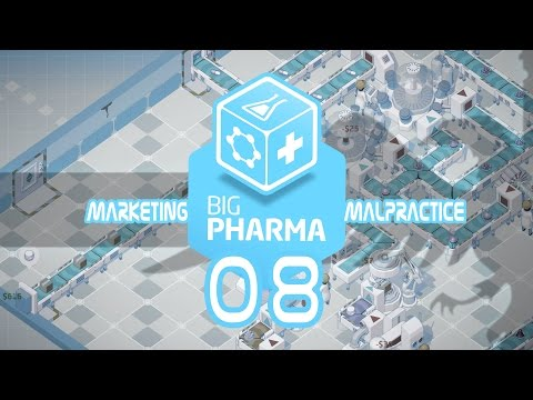 Big Pharma Marketing and Malpractice #08 - Let's Play