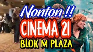 Video NONTON CINEMA 21 - JURASIC WORLD - FALLEN KINGDOM | BLOK M PLAZA download MP3, 3GP, MP4, WEBM, AVI, FLV September 2018