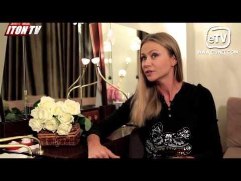 Мария Миронова: - В детстве я хотела стать балериной. Часть первая