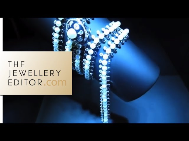 The unusual: Chanel Contrastes jewellery collection in Paris