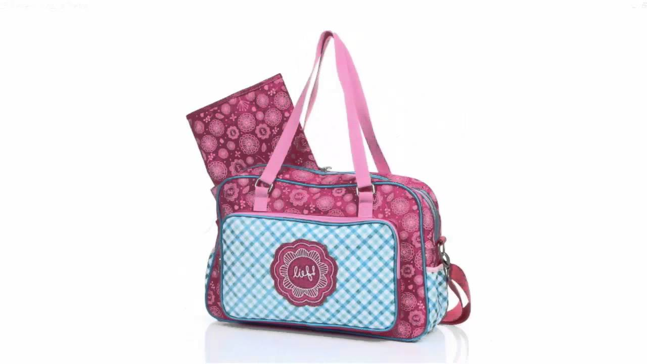 62d7762c69d Lief! Lifestyle Limited Edition Luiertas 2015 Girls - YouTube