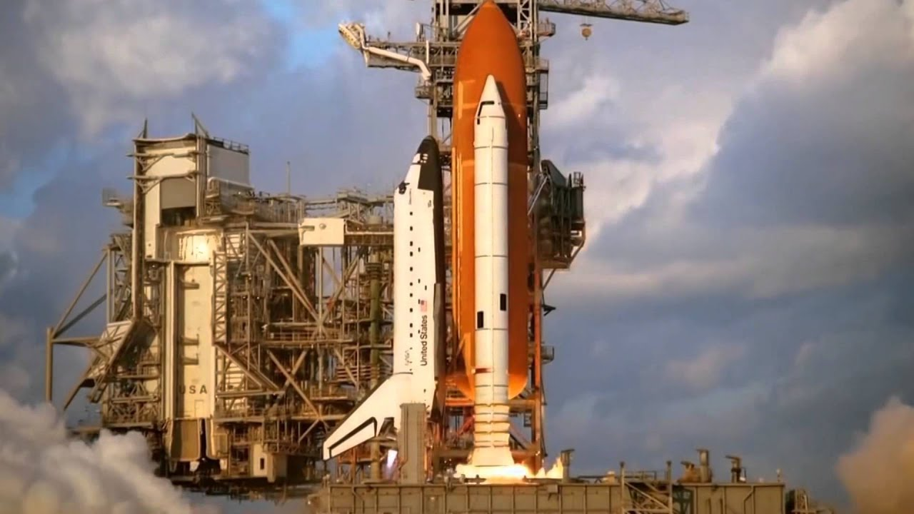 Space Shuttle Launch Compilation - YouTube