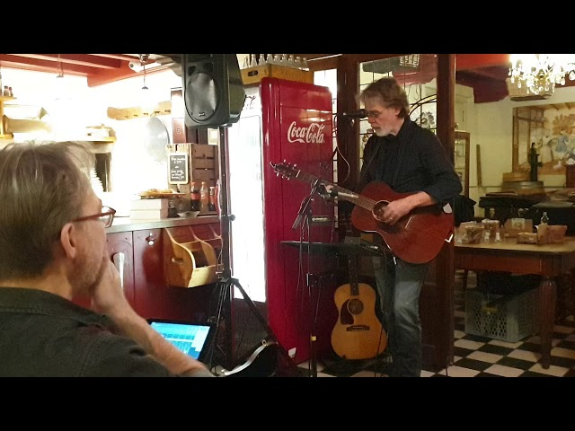 Soundcheck - Ad Vanderveen - Roots in Heusden. (WO. 29-01-2020)