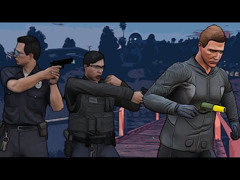 SA:DOL RP #1 - Flared Up! (LEO) | GTA 5 PS4 Roleplay