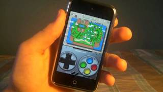 How To Get A Super Nintendo Emulator On iPhone & iPod Touch - SNES AD Plus