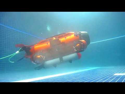 2017-1113 福華泳池水下測試 Ardusub underwater drone