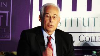 Don Berwick - 2014 Massachusetts Democratic Gubernatorial Debate @ Stonehill College