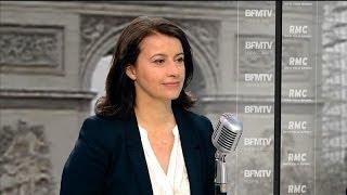 Transition écologique: les 4 secondes de silence de Cécile Duflot - 17/03