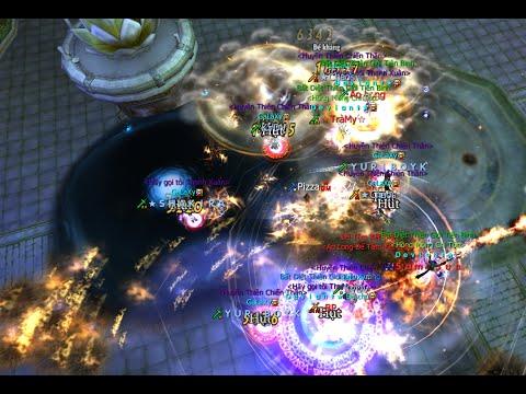 Tru Tiên Online | Chung kết : Sever Thiên Mạch ngày 09/08