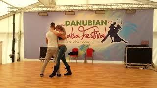 Danubian Salsa Festival - Sara Lopez Workshop