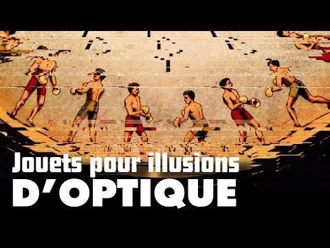 Illusion d'optique et mouvement les débuts de l'aventure du cinéma