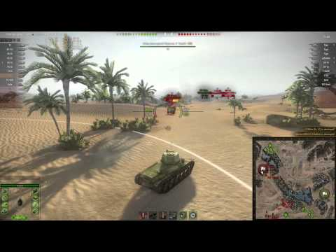 World of Tanks - Replay Tosto [2] - Piccolo grande eroe