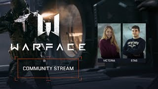 Warface Community Stream